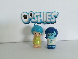 NEW! DISNEY PIXAR OOSHIES Series 1 ~ JOY + SADNESS