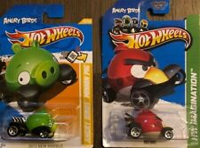 Hot Wheels City Angry Birds Minion Pig & HW Imagination