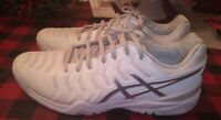 Furioso letra Circulo  ASICS Gel-resolution 7 Clay Mens E702y-9095 Black Lapis Tennis Shoes Size  12 for sale online   eBay