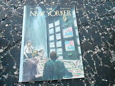 NOV 1 1976 vintage NEW YORKER magazine PRESIDENT - TV STATION