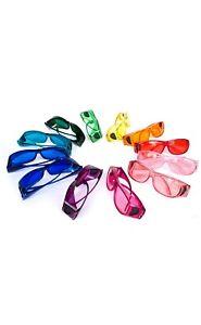 Farbbrillen Farbtherapiebrillen 12er Set Farbtherapie Brillen
