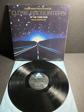 Close Encounters of the Third Kind - Original Motion Picture Soundtrack Vinyl Lp