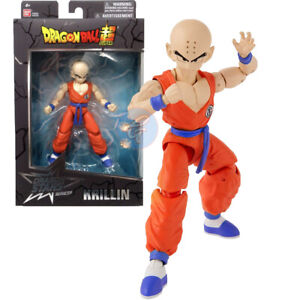 OEM Dragon Ball Stars Series Krillin Articulated Action Figure