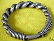 """Men'S Bracelet 7.5""""Aaa+0R Tibet Silver Cuff"""