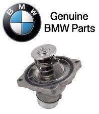 For BMW E39 E38 Engine Coolant Thermostat w/ Housing & O-Ring 105 deg. C Genuine