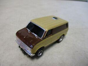 Tyco Chevy Van HO Scale Slot Car Lot 1