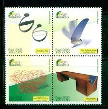 Brazil Scott #2976 MNH Brazilian Furniture Furnishings Design Art CV$3+