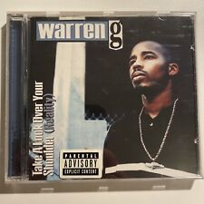Warren G Take A Look Over The Shoulder (Reality) CD 1997 Sehr Gut Rap Hip Hop