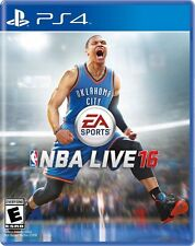 NBA Live 16 PlayStation 4  Game Brand New and Sealed