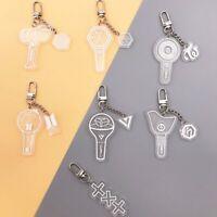 Kpop BLACKPINK TWICE EXO GOT7 SEVENTEEN TXT Keyring Keychain Pendant lskn 0MJ&@