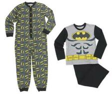 BNWT NEW & OFFICIAL BOYS BATMAN 2 PACK PYJAMAS & ALL IN ONE SET AGE 6/7 YEARS 5