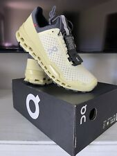 On cloud Mens Trail running shoes 11.5 Cloudultra Limelight/Eclipse