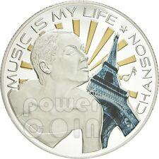 MUSIC IS MY LIFE CHANSON Coin 1$ Fiji 2012