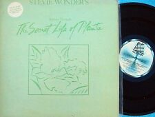 Stevie Wonder~Analogue OZ Reissue 2XLP Secret life of plants NM Soul R&B Motown