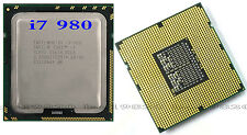 Free shipping Intel Core I7-980 SLBYU 3.33 GHZ / 12M/ 4.80 LGA 1366 Processor