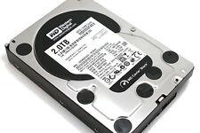 """WD BLACK 2TB 3.5"""" 7200rpm SATA WD2002FAEX HARD DRIVE HDD"""