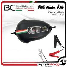 BC Battery KIT 1 caricabatterie SMART 10000+ per batterie 12v fino a 200 Ah