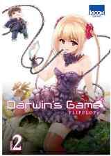 manga Darwin's Game Tome 2 Seinen FLIPFLOPs Ki-Oon ! Battle Royale King Extreme