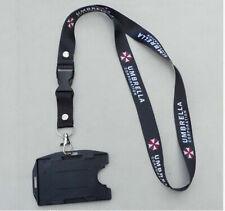 Umbrella Corporation ID Holder Lanyard Neck Strap Card Holder 46cm