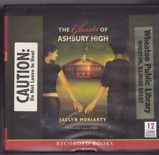 The Ghosts of Ashbury High by Jaclyn Moriarty (2010, CD, Unabridged) Ages 12+