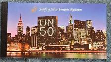 1995 50th Anniversary Souvenir Booklet - Vienna A192 - MNH