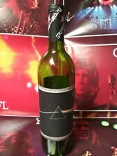 Pink Floyd Promo Sealed Wine Bottle Display Only 2007!