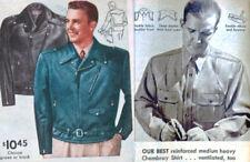 1950s VTG Fashion Furnishings_1951 SEARS Catalog_Rockabilly_D BRADLEY_FREE SHIP