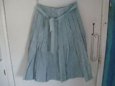WOMENS PRINCIPLES PETITE SKIRT BNWT SIZE 8 PLEATED FLORAL DESIGN