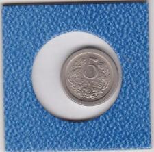 5 cents Niederlande 1908 Wilhelmina Netherlands prima Erhaltung