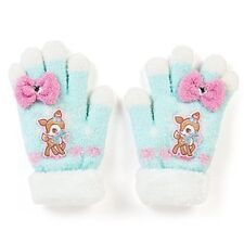 Hummingmint Gloves Mittens for kid's from Japan new Sanrio NWT
