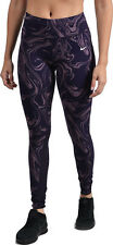 NIKE POWER EPIC LUX WOMEN'S PRINTED RUNNING TIGHTS NEW 812040-524 SMALL