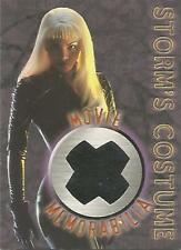 "X-Men Movie - Halle Berry ""Storm"" Movie Memorabilia Costume Card"