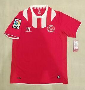 Sevilla FC Away Jersey 13/14, BNWT, 100% Original Warrior Brand