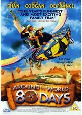 Around the World in 80 Days DVD Brand New Sealed