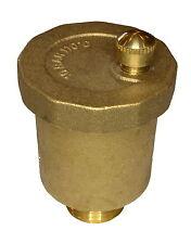 Automático de ventilación de aire (Botella Tipo) De 1/2 Pulgada Bsp | British Standard Rosca