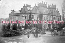 CH 550 - Willington Hall, Cheshire - 6x4 Photo