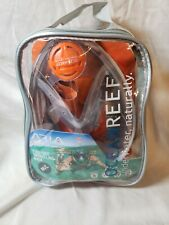 New listing Ocean Reef Aria Full Face Snorkel Mask Size M/Lg White