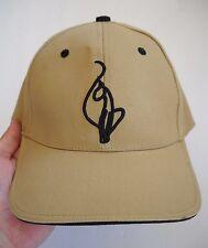 BABY PHAT KHAKI/TAN HAT CAP, ADJUSTABLE, 100% ACRYLIC, ONE SIZE FITS MOST, NICE!