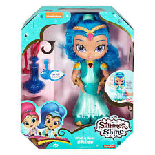 Fisher Price Shimmer & Shine Wish & Spin Shine Dkr22/Dkr20 *New*