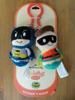 Itty Bittys Clippys Disney BATMAN & ROBIN Brand New
