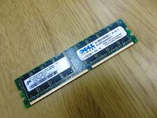 Dell Certified  Micron MT16VDDT6464AG-335G4 PC2700U-25331-B1 512MB DDR 333 CL2.5