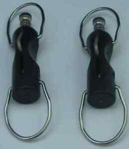 Trip eze 0100 Outrigger Clips Adjustable Tension Pair 17858