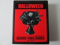 Atari 2600 HALLOWEEN Video Game Cartridge