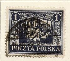 La Polonia 1922/23 precoce questione belle usate 1M. 042830