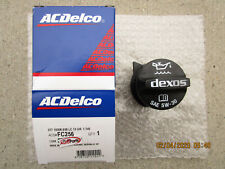 CHEVY BUICK CADILLAC 25192632 ACDELCO FC-256 ENGINE OIL FILLER FLUID CAP OEM NEW