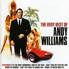 Andy Williams - Very Best of Andy Williams [New CD]