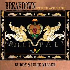 Buddy & Julie Miller - Breakdown On 20th Ave. South (NEW CD)