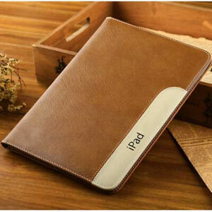 """For iPad Pro 10.5"""" Tablet Auto Wake/Sleep Leather Magnet Stand Folded Case Cover"""