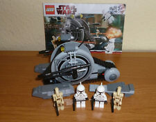 LEGO Star Wars # 7748 Corportae Alliance Tank ,TOP mit BA