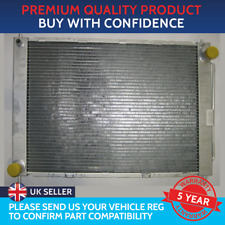 RADIATOR AND AIR CON CONDENSER MULTI EXCHANGER TO FIT RENAULT CLIO MK3 MODUS